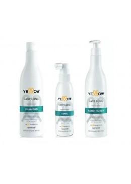 Easy Long Hair Growth Strengthening Tahitian Algae Treatment Kit 3 Prod. - Yellow Beautecombeleza.com