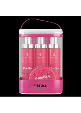 Capillary Plastic Hydratant  4x240ml - Ecosmetics Beautecombeleza.com