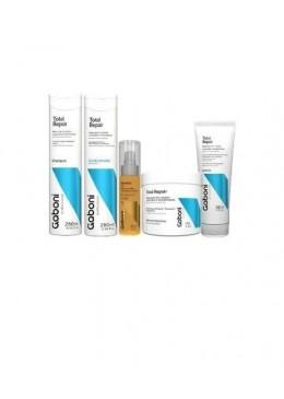Total Repair Revitilizing Sensitized Dry Hair Treatment Kit 5 Products - Gaboni Beautecombeleza.com