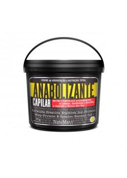 Total Nutrition Hydration Cream Anabolic Hair Strengthens Mask 2Kg - Natumaxx Beautecombeleza.com
