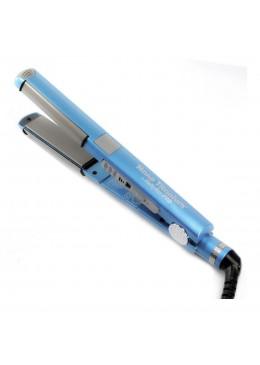 MiraCurl Pro Nano Titanium 1 1/2 25mm U Syler Iron Board 450F 220V - Babyliss Beautecombeleza.com