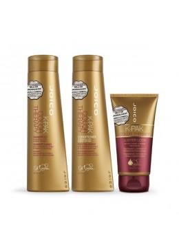 K Pak Color Therapy Revitalisant African Manketti Argan Kit 3 Products - Joico Beautecombeleza.com