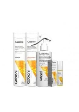 Cicatriliso Argan Ojon 12 Benefits Smoothing Treatment Kit 4 Products - Gaboni Beautecombeleza.com