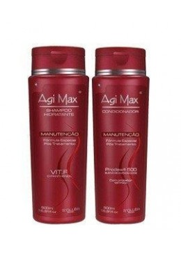 Agi Max Home Care Maintenance Kit 500ml - Soller
