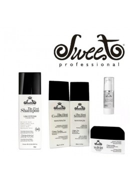 Kit Sweet The First 500ml + Maintenance - Sweet Hair