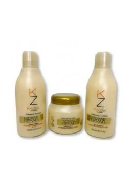 Intensive Repair Moisturizing Lipidium System Nourishing Kit 3 Prod. - Kaizen Beautecombeleza.com