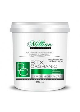 Mega Hydration Volume Reduction Orghanic Btx Nourishing Mask 1Kg - Millian Beautecombeleza.com