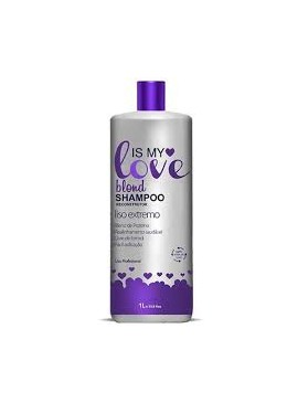 Is My Love Blond Shampoo Liso Extremo 1L