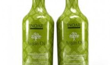 INSTRUCTIONS FOR USE BRAZILIAN SMOOTHING INOAR ARGAN OIL